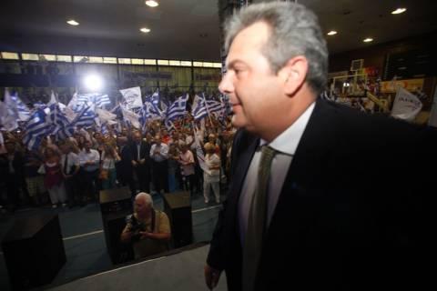 Στην Αλεξανδρούπολη ψηφίζει ο Π. Καμμένος