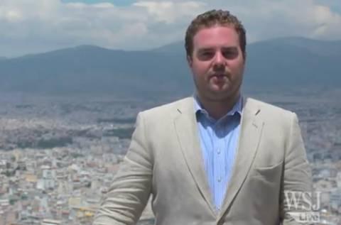 Εκλογές Ιούνιος 2012: H WSJ στην Β Περιφέρεια Αττικής (video)