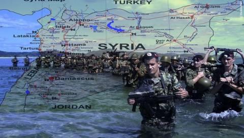 Ισχυρές ρωσικές χερσαίες δυνάμεις μεταφέρονται στη Συρία