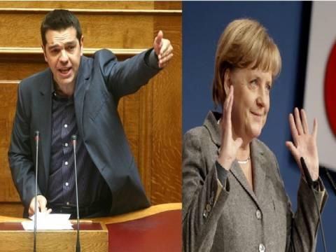 Εκλογές 2012: Ο Τσίπρας θα δει το Ελλάδα - Γερμανία με τη Μέρκελ;