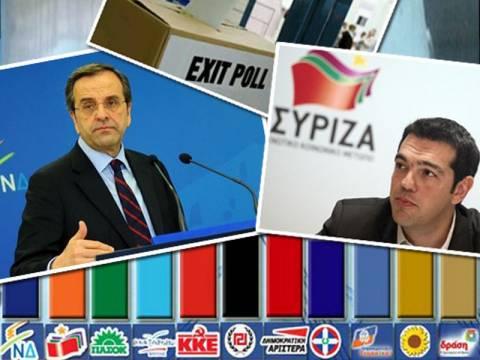 Βουλευτικές εκλογές 2012: Στο νήμα θα κριθεί ο νικητής