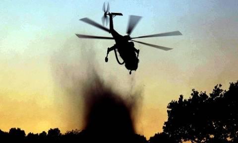Η Αττική στις φλόγες: Που είναι τα ελικόπτερα ;