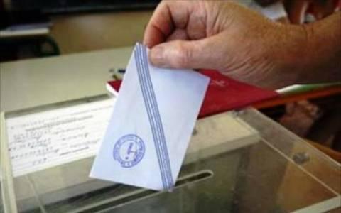 Βουλευτικές εκλογές 2012: Μπροστά η ΝΔ στην Αιτωλοακαρνανία