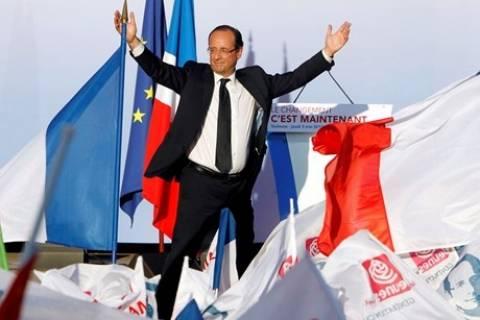 Απόλυτη πλειοψηφία για το κόμμα του Ολάντ στις βουλευτικές της Γαλλίας