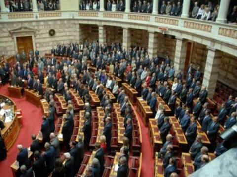 Μειωμένα τα ποσοστά των κομμάτων που έμειναν εκτός Βουλής