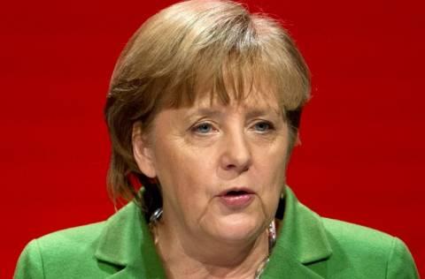 Μέρκελ: Καλή είδηση για το ευρώ το αποτέλεσμα των εκλογών