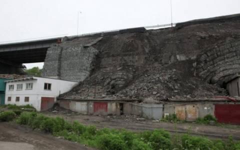 Οργή Μεντβέντεφ για την κατάρρευση αυτοκινητόδρομου
