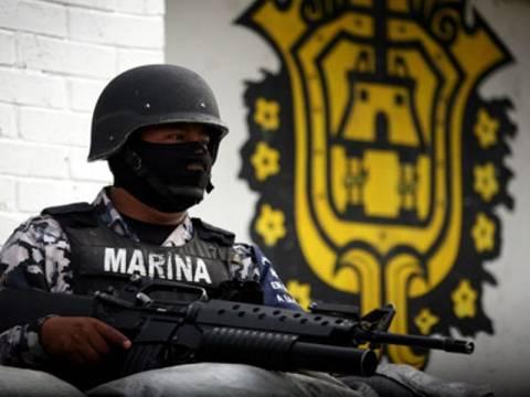 Αιματηρή ανταλλαγή πυρών στο Μεξικό