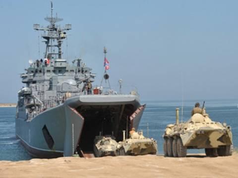 Ρωσικά πολεμικά «έτοιμα να αποπλεύσουν για τη Συρία»