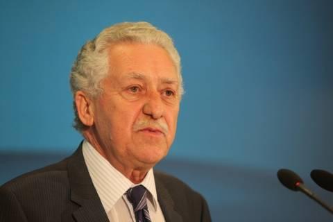 Κουβέλης: Προτάσσονται τα προγραμματικά ζητήματα