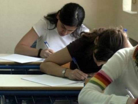 Συνεχίζονται οι εξετάσεις στα ειδικά μαθήματα