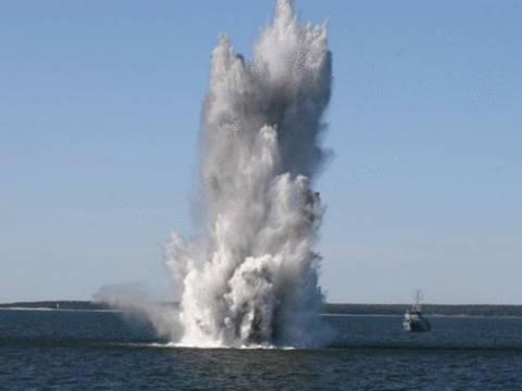 Ελεγχόμενη έκρηξη βλήματος στην Κρήτη