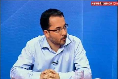 Γιάννης Ράζος: Υπήρχε τάση υπέρ του ΣΥΡΙΖΑ