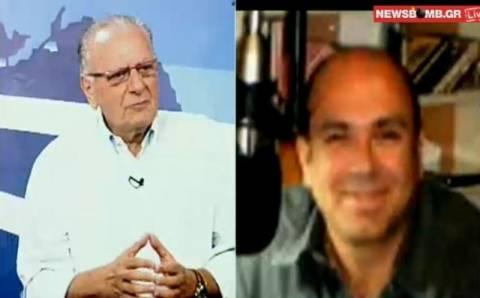 Α. Θεοδωρόπουλος: Δεν ψήφισαν Χρυσή Αυγή οι Διστομίτες