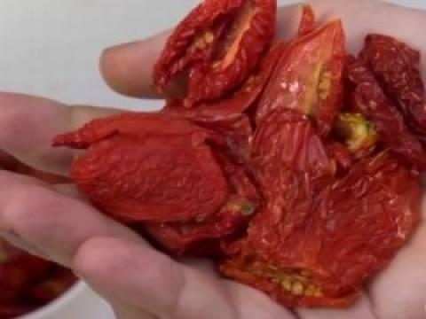 ΕΦΕΤ: Ανάκληση αποξηρωμένης ντομάτας