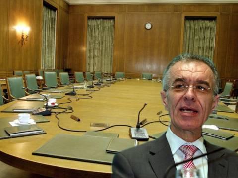 Κλείδωσε ο Β. Ράπανος στο υπουργείο Οικονομικών