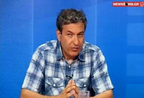Γ. Βάμβουκας: Να εξηγήσουν στους εταίρους την τραγική κατάσταση