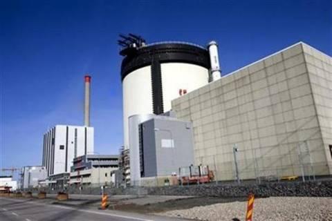 Βρέθηκαν εκρηκτικά σε πυρηνικό εργοστάσιο της Σουηδίας