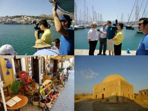 Ταξιδιωτικό αφιέρωμα του CNN Turk στην Κρήτη (pics)