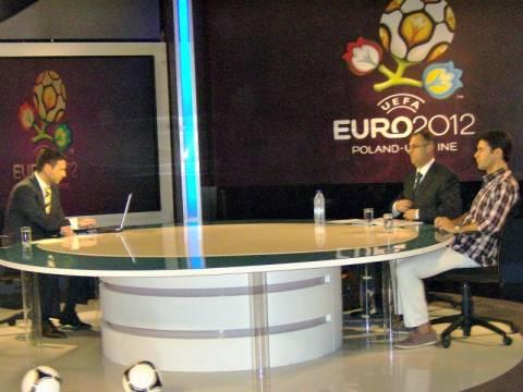 Euro 2012: Ελλάδα - Γερμανία στις 21:45 από την ΕΤ1