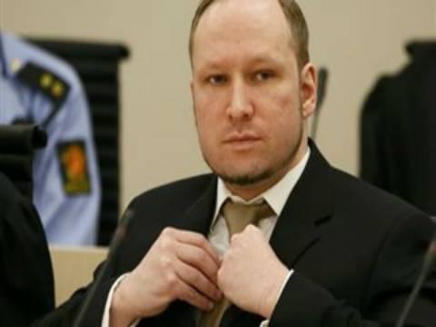 Νορβηγία: Τον εγκλεισμό του Μπρέιβικ σε ψυχιατρείο ζήτησε η Εισαγγελία