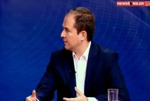 Ν. Κωστόπουλος: Οι εταίροι δεν θα μας πετάξουν στα σκουπίδια