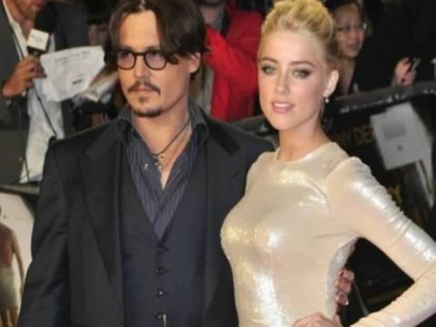 Johnny Depp: Τι συμβαίνει με την Amber Heard;