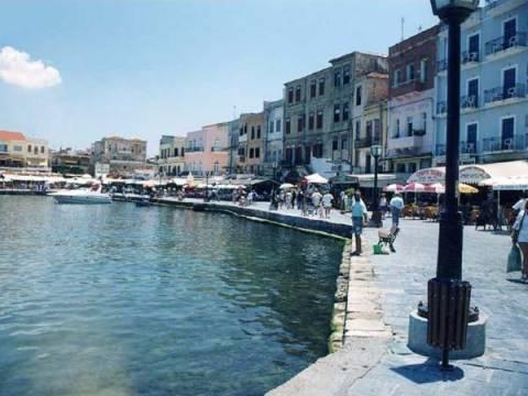 Συνέλαβαν… «κράχτες» στο παλιό λιμάνι Χανίων