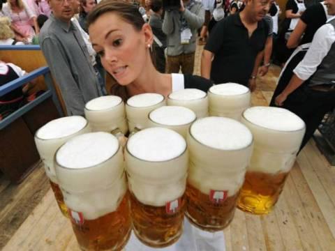 Ελλάδα - Γερμανία: Ελληνική μπύρα VS γερμανική (pic)