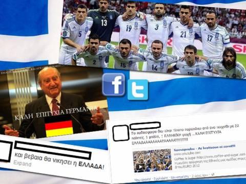 Τα social media στον παλμό του Euro 2012