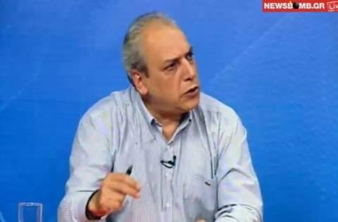 Ζ. Λουδάρος: Αυτή η κυβέρνηση δεν μοιάζει με εθνικής σωτηρίας