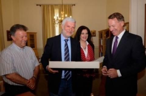 Διημερίδα της Περιφέρειας Πελοποννήσου με την Αμερικάνικη Πρεσβεία