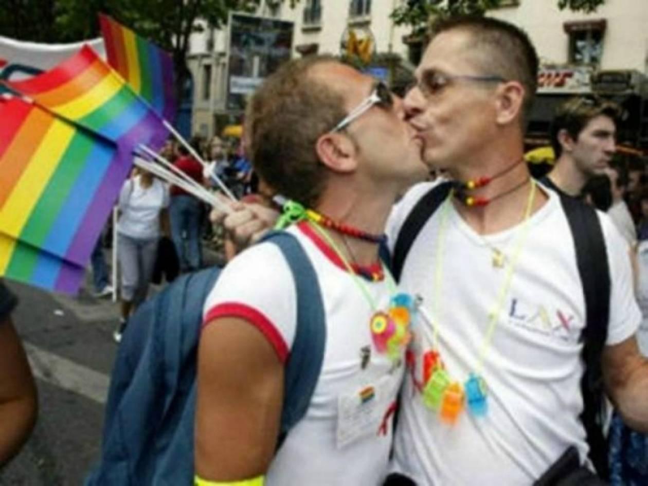 γκέι γυαλιά σεξ