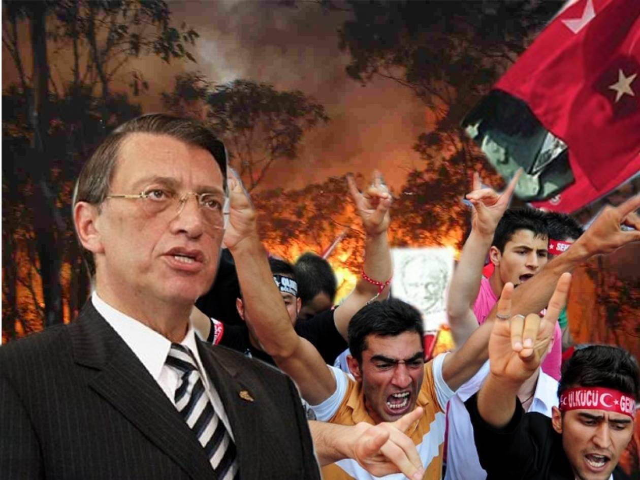 Ο Αγάρ, ο Γιλμάζ, ο «Γκρίζος Λύκος» και το τουρκικό «βαθύ» κράτος