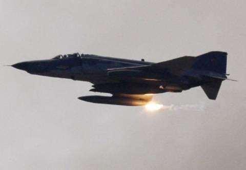 Συρία: Εντοπίστηκαν οι συντεταγμένες του αεροσκάφους που καταρρίφθηκε