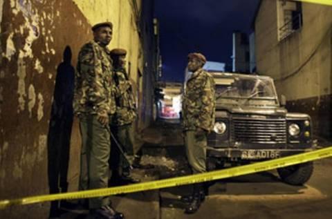 Έκρηξη χειροβομβίδας σε νυχτερινό κέντρο της Κένυας