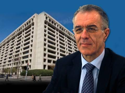 Ο Β. Ράπανος αποφασίζει αν θα μείνει υπουργός Οικονομικών