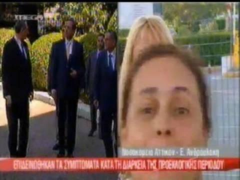 Βίντεο: Νέα «παρέμβαση» της Ελένης Λουκά στο MEGA!