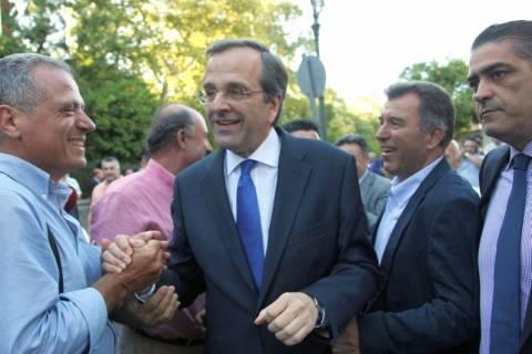 Εξιτήριο πήρε ο πρωθυπουργός Α. Σαμαράς