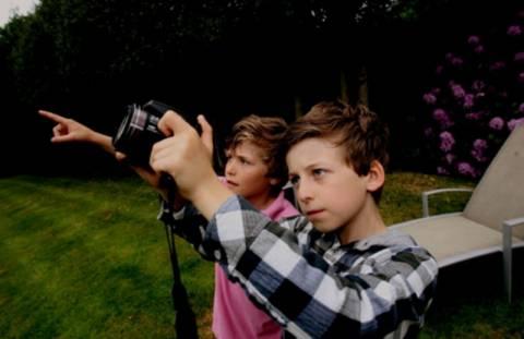 Εντεκάχρονος φωτογράφισε UFO