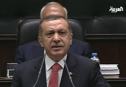 Ερντογάν: Η Τουρκία θα απαντήσει σε απειλή των συνόρων της