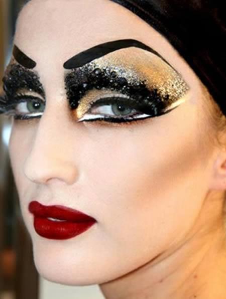 Τα πιο παράξενα μακιγιάζ που έχετε δει! (pics)