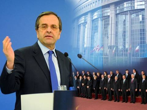 Τι θα αναφέρει η επιστολή Σαμαρά προς τους ηγέτες της ΕΕ