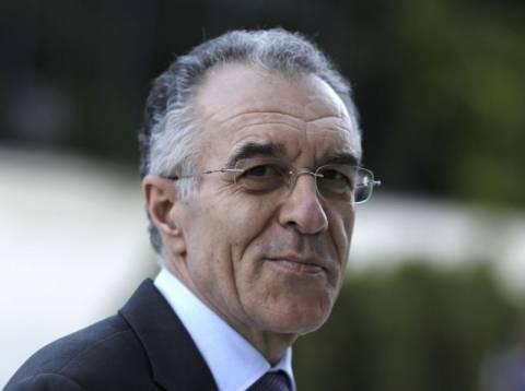 Παραιτήθηκε και από πρόεδρος της Εθνικής Τράπεζας ο Β. Ράπανος