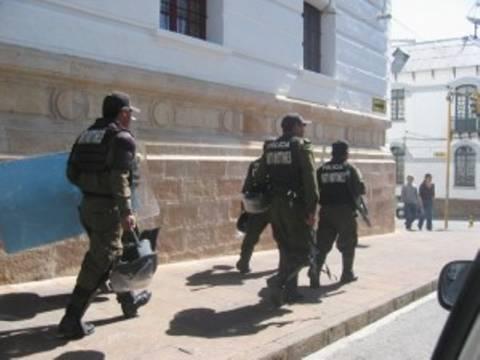 Βολιβία: Τέλος στην απεργία των αστυνομικών