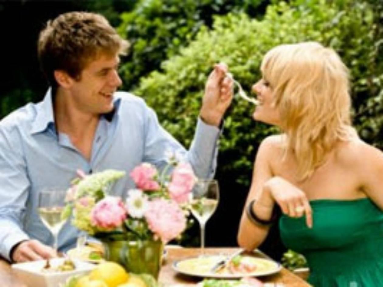 10 θέματα προς συζήτηση για το πρώτο ραντεβού