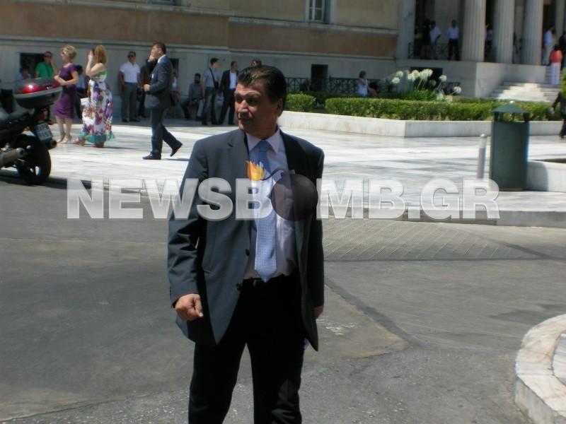 Φωτογραφίες από την ορκωμοσία των νέων βουλευτών