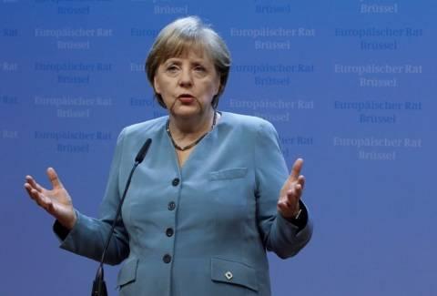 Εξηγήσεις στη γερμανική βουλή για τη Σύνοδο από τη Μέρκελ