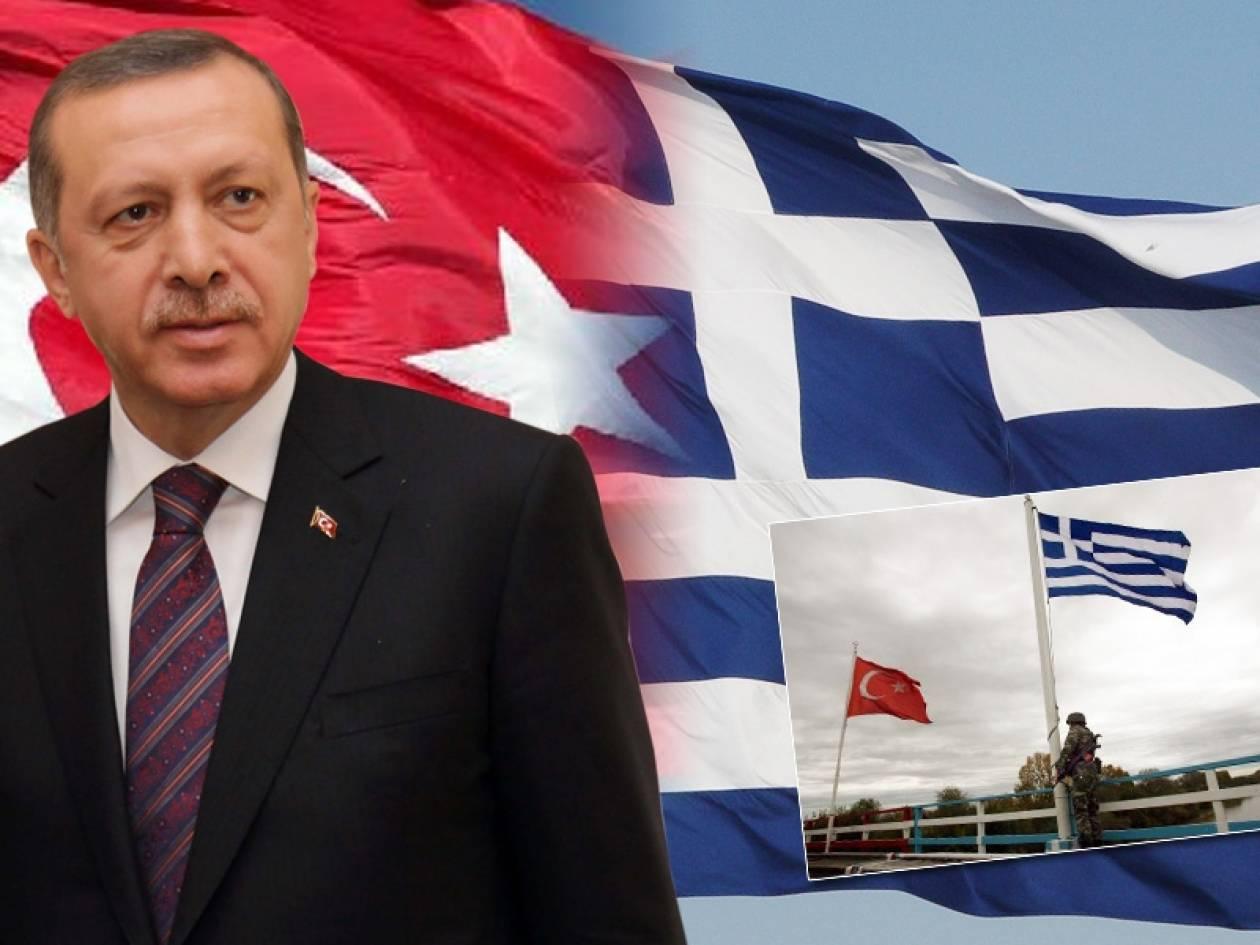 Η Τουρκία θέλει νέα σύνορα. Εμείς ;