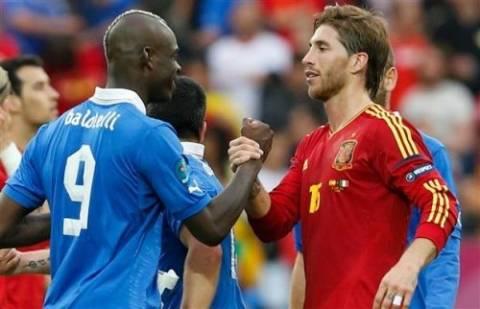 EURO 2012: Αρχίζει ο μεγάλος τελικός